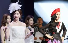 Lâm Chí Linh, Phạm Băng Băng đọ sắc trong show truyền hình thực tế