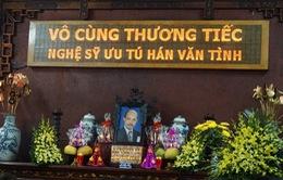 Hàng ngàn người tiễn đưa NSƯT Hán Văn Tình về nơi an nghỉ cuối cùng