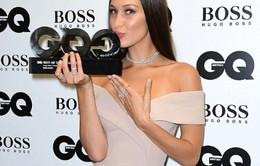 Bella Hadid 'đau tim' vì giải GQ Người mẫu của Năm