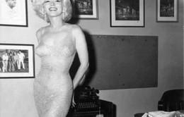 Đấu giá váy Marilyn Monroe diện trong sinh nhật người tình Tổng thống