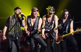 Scorpions gửi lời chào Việt Nam, hẹn sẽ 'thổi bay' sân khấu Monsoon