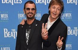 The Beatles tái hợp trong sự xúc động của người hâm mộ