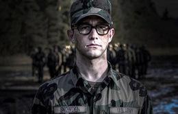 Không có bạo lực, rượt đuổi hay súng ống trong phim về 'kẻ lộ mật' Snowden