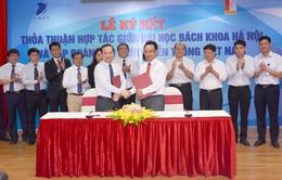 Trường Đại học Bách khoa Hà Nội và VNPT hợp tác phát triển nguồn nhân lực
