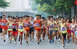 Giải chạy Báo Hànộimới mở rộng lần thứ 43-Vì hòa bình năm 2016
