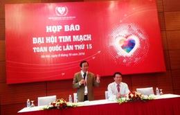 Cập nhật và đào tạo những kiến thức chuyên môn mới nhất về tim mạch