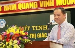 Việt Nam hiện có khoảng 2 triệu người mù loà, có thị lực kém