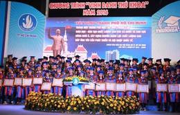 TP. Hồ Chí Minh vinh danh 83 thủ khoa các trường đại học, cao đẳng
