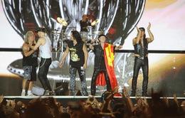 Scorpions đốt cháy hàng vạn khán giả tại Hà Nội