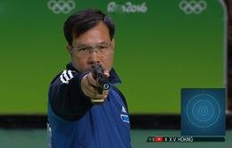 VĐV Hoàng Xuân Vinh không tham dự Giải Bắn súng vô địch Đông Nam Á 2016