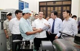 Bí thư Thành ủy Hà Nội: Nâng cao chất lượng đào tạo nghề gắn với định hướng việc làm cho sinh viên