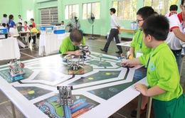Đà Nẵng: Sôi động Ngày hội Robothon năm 2016.