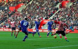 Chelsea đánh bại Southampton để chiếm vị trí thứ 4 trên bảng xếp hạng