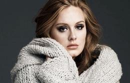 Bạn bè tưởng Adele tự tử sau khi phát hành album '21'