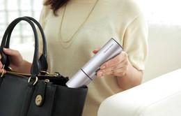 Sharp ra mắt thiết bị tẩy rửa cầm tay bằng sóng siêu âm Ultrasonic Washer