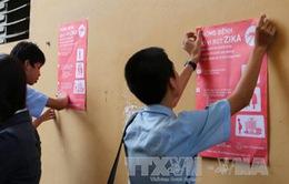 Thêm 2 trường hợp mới nhiễm vi rút Zika ở Việt Nam