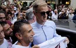 Người Torino đã thần tượng và phải lòng Joe Hart