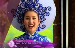 Bảo Như mất đồ, bị sai tên và 'trắng tay' ở Hoa hậu Liên lục địa