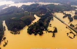 Đột xuất kiểm tra thủy điện Hố Hô xả lũ gây lụt Hương Khê