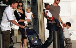 Cựu vệ sĩ Billingham: Jolie & Pitt luôn lo sợ các con bị bắt cóc vì tiền