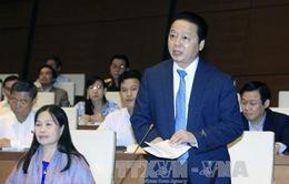 Bộ trưởng Trần Hồng Hà: Có thể thấy môi trường đã đến lúc không thể chịu thêm được nữa