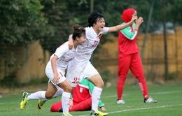 Đội tuyển bóng đá nữ U19 Việt Nam giành vé dự VCK U19 châu Á 2017