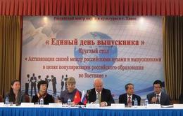 Tăng cường hợp tác giáo dục – đào tạo giữa Việt Nam và Liên bang Nga
