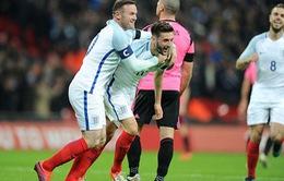 Anh thắng Scotland, Pháp lội ngược dòng đánh bại Thụy Điển
