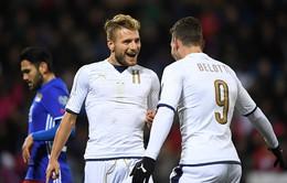 Xứ Wales bị Serbia cầm hòa, Italia có chiến thắng đậm trước Liechtenstein
