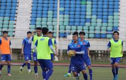 HLV Nguyễn Hữu Thắng quyết định loại Tuấn Anh và Quang Huy