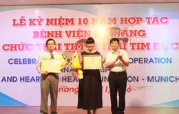 """Bệnh viện Đà Nẵng kỷ niệm 10 năm hợp tác với Tổ chức """"Trái tim vì trái tim"""""""