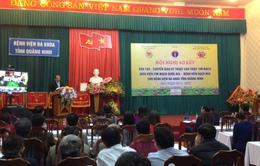 Bệnh viện Đa khoa tỉnh Quảng Ninh làm chủ kỹ thuật can thiệp tim mạch