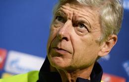 Sau nhiều lần về nhì, Wenger quyết cùng Arsenal giành ngôi đầu bảng Champions League