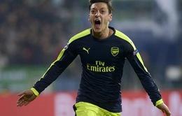 Wenger ra điều kiện để Oezil trở thành huyền thoại của Arsenal