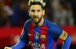 Pique: 'Messi nên đoạt mọi Quả bóng Vàng từ 2009 tới nay'