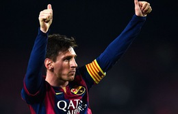 CẬP NHẬT tối 08/11: Phải có Bóng vàng riêng cho Messi. Oezil đã xin lỗi Luiz trong thảm họa Maracana