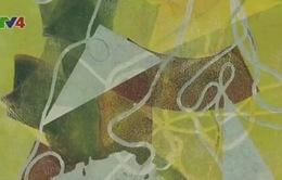 Nghệ sĩ Quỳnh Trần chia sẻ về Triển lãm tranh in khổ lớn