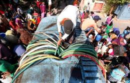 Hạn hán nặng, Ấn Độ cân nhắc công nghệ làm mưa nhân tạo