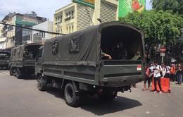 """Tổng thống Indonesia gọi vụ đánh bom ở Jakarta là """"hành động khủng bố"""""""