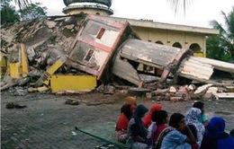 Indonesia chạy đua tìm kiếm nạn nhân vụ động đất
