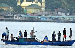 Đắm thuyền tại Indonesia, ít nhất 20 lao động di cư thiệt mạng
