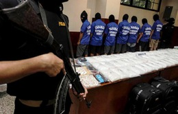 Indonesia tiếp tục mạnh tay chống ma túy