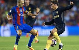 Ngả mũ trước kỷ lục kiến tạo của Iniesta