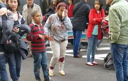 IS đánh bom khủng bố đẫm máu ở Bỉ, ít nhất 34 người thiệt mạng