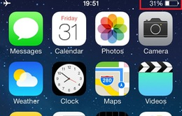 Apple khắc phục lỗi hiển thị sai thời lượng pin trên iPhone