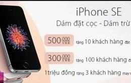Nhiều cửa hàng bắt đầu nhận đặt mua iPhone SE
