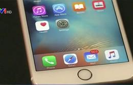 Doanh số bán iPhone lần đầu giảm