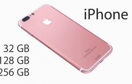 iPhone 7 Plus sẽ được trang bị RAM 3GB, bộ nhớ trong 256GB, cổng USB Type-C?