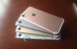 iPhone 7 sẽ không có phiên bản Space Black và Deep Blue?
