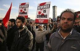 Iran kêu gọi xoa dịu căng thẳng với Saudi Arabia